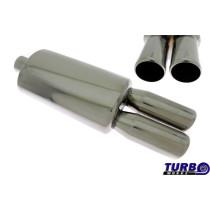 Sport kipufogó dob TurboWorks 45 2,5